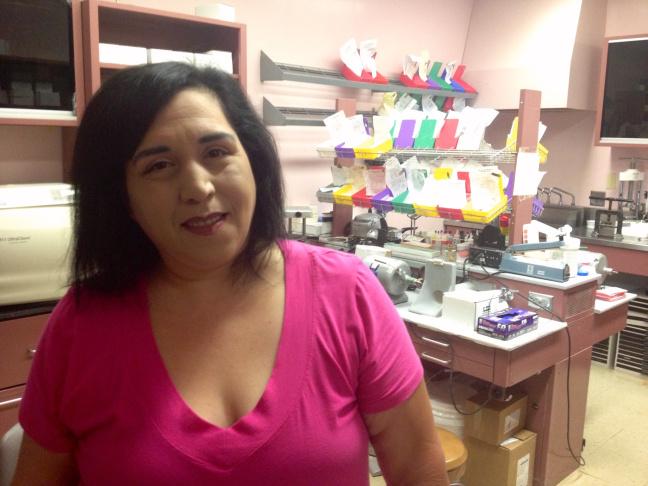 Elvira Cordero