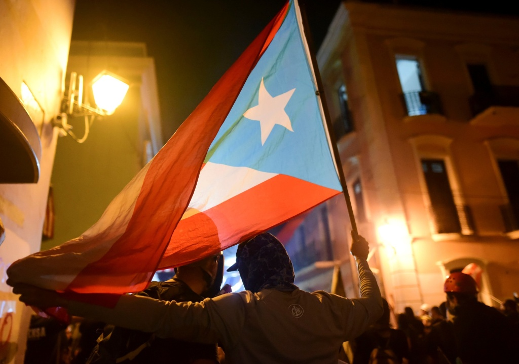 After years of social and economic turmoil, young Puerto Ricans see this year's election for governor as a chance to plot a better future for the island. Many who participated in last year's protests forcing the then-governor to resign are voting for the first time in Tuesday's election.