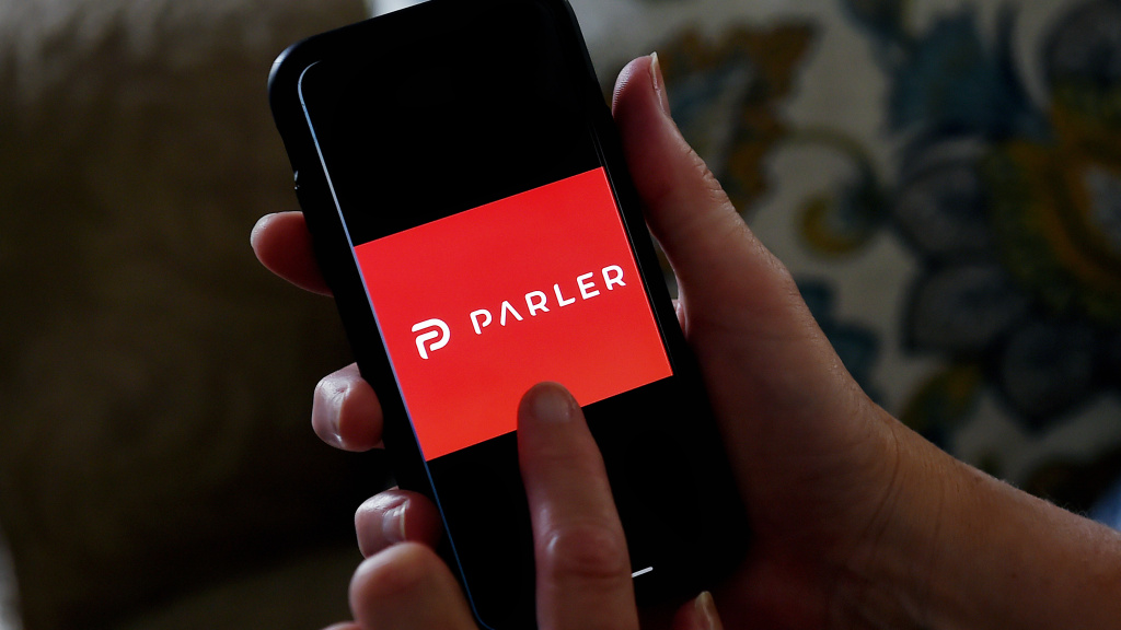 The messaging app Parler has been offline since Amazon set a deadline of 11:59 p.m. PST on Sunday and then suspended its account.