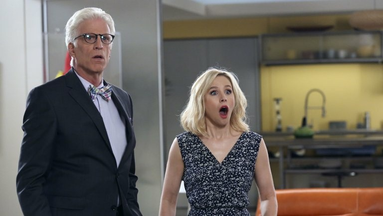 Ted Danson and Kristen Bell star in NBC's