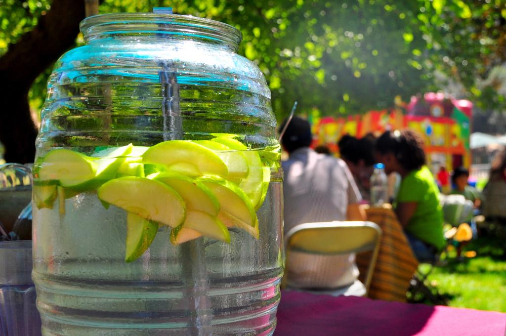 Lunch, Elysian Park