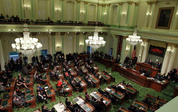 Jerry Brown Delivers California State Of The State Address