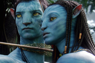 A still from Avatar. The sequels will be released from 2016-2018.