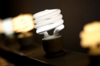 California requires 100-watt incandescent light bulbs to be 25 to 30 percent more efficient.
