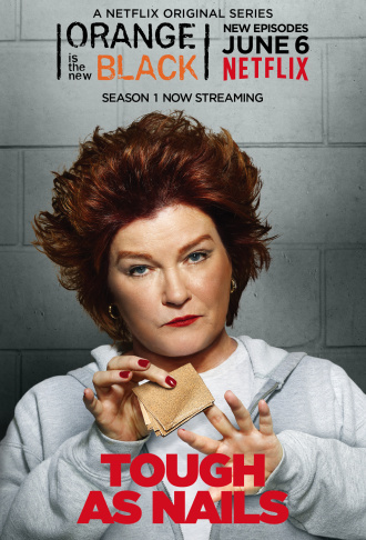 Kate Mulgrew as 'Red'