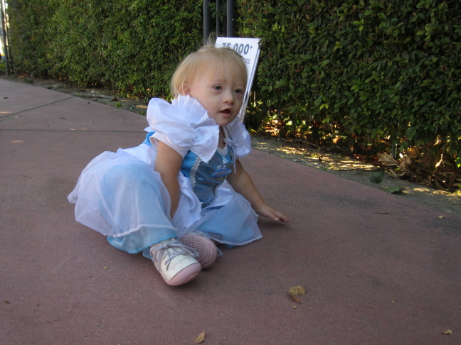 Delaney Ott-Dahl has Down Syndrome. Her parents launched an online petition asking Disney to include characters with Down Syndrome and other disabilities in its films.
