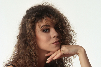 File photo: 1990 Mariah Carey studio photo shoot