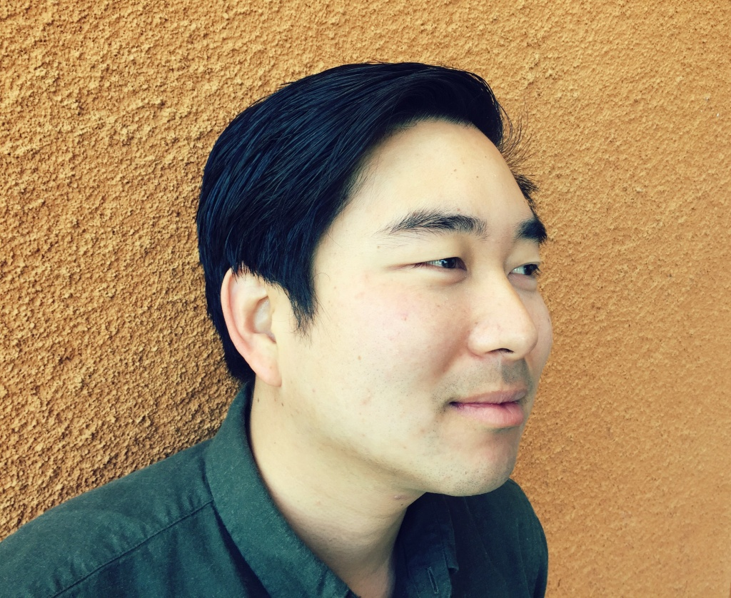 James Kim, host of the new podcast