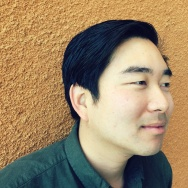 "James Kim, host of the new podcast ""The Competition."""