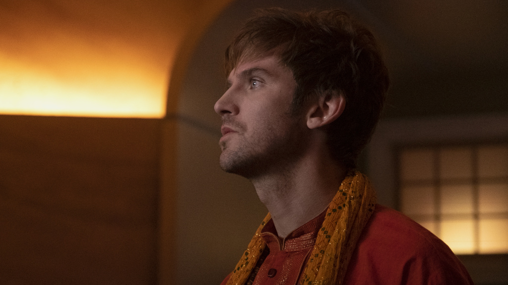 In the <em>Legion's</em> third (and final) season, it's not clear if the show's central character, David Haller (Dan Stevens), is a hero or a villain.
