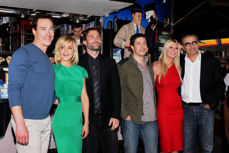 """American Pie: Reunion"" - Photo Call In Sydney"