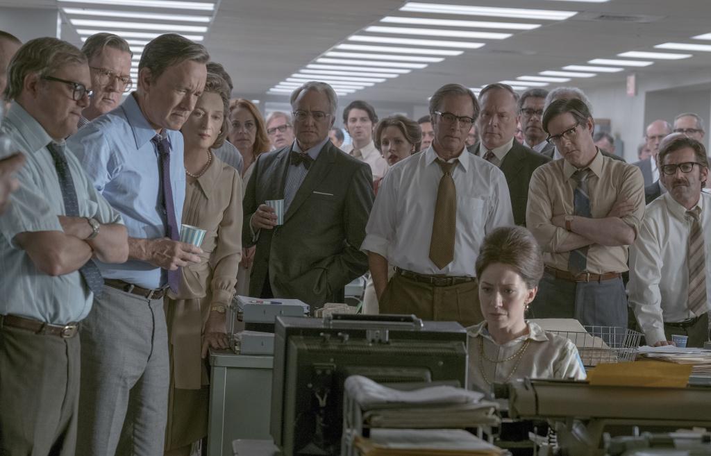 Tom Hanks and Meryl Streep star in Twentieth Century Fox's THE POST.