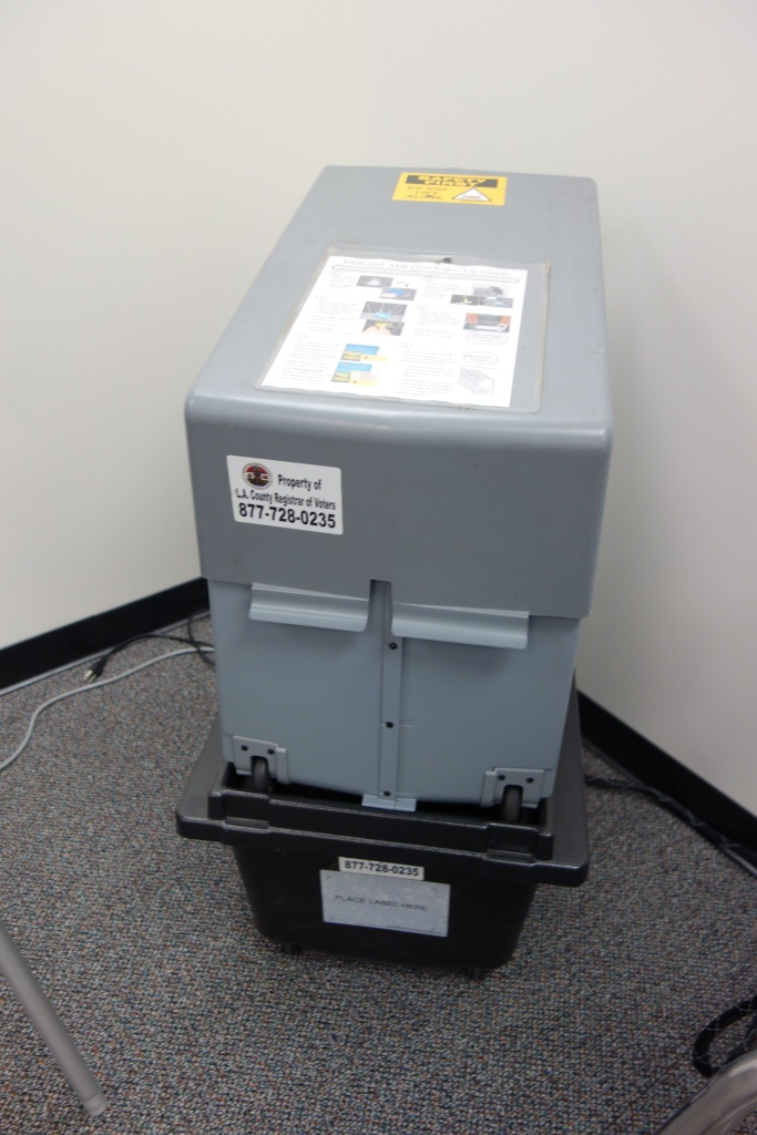 la voting system This week's supreme court decision in shelby county v holder overturned  section 4(b) of the 1965 voting rights act, which mandated federal.