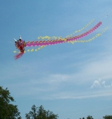 Kite Festival at Segerstrom Center for the Arts