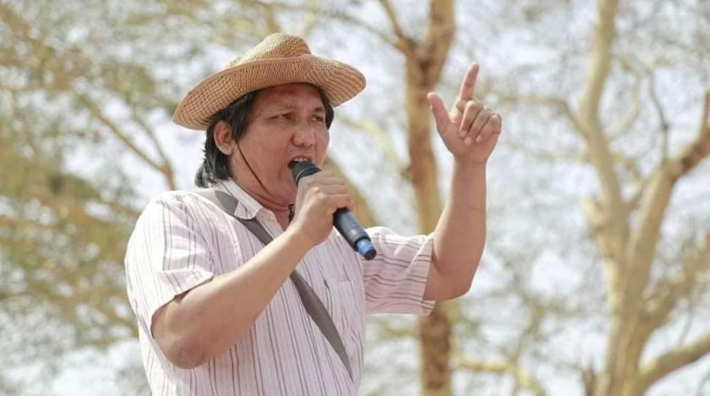 Myanmar poet Khet Thi died in police custody early last month. Authorities