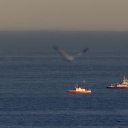 Plane Ocean Search
