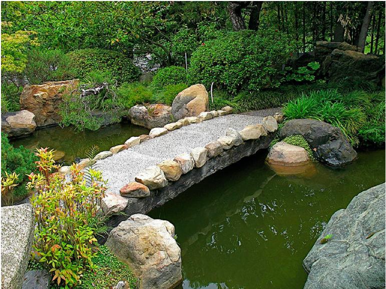 UCLA Hannah Carter Japanese Garden