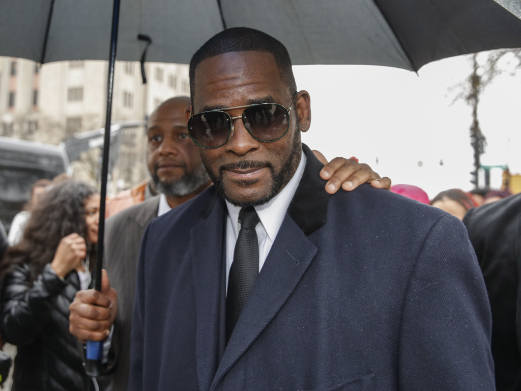 An attorney for R. Kelly, seen in May 2019, said his client