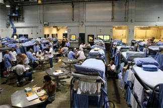 A federal judge has ruled that California officials must demonstrate inmates are able to get adequate medical care at each of the state's 33 prisons, including Mule Creek, above.