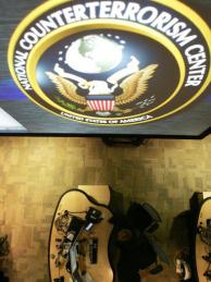 The National Counterterrorism Center in Tysons Corner, Virginia