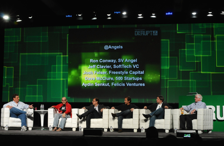 TechCrunch Disrupt SF 2011 - Day 3