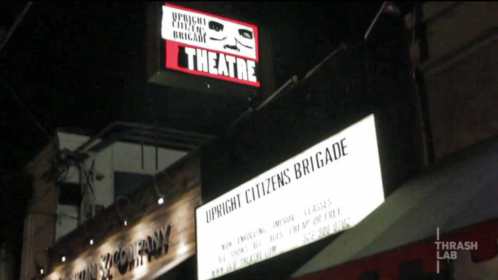 The Upright Citizens Brigade Theatre in Hollywood.