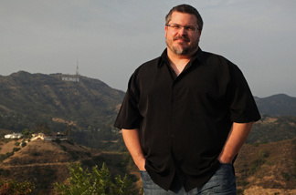 Natural-Born Storyteller? Shaun Parker moved from Menasha, Wis., to Los Angeles nearly 20 years after an illness in his family put his adolescent dreams on hold.