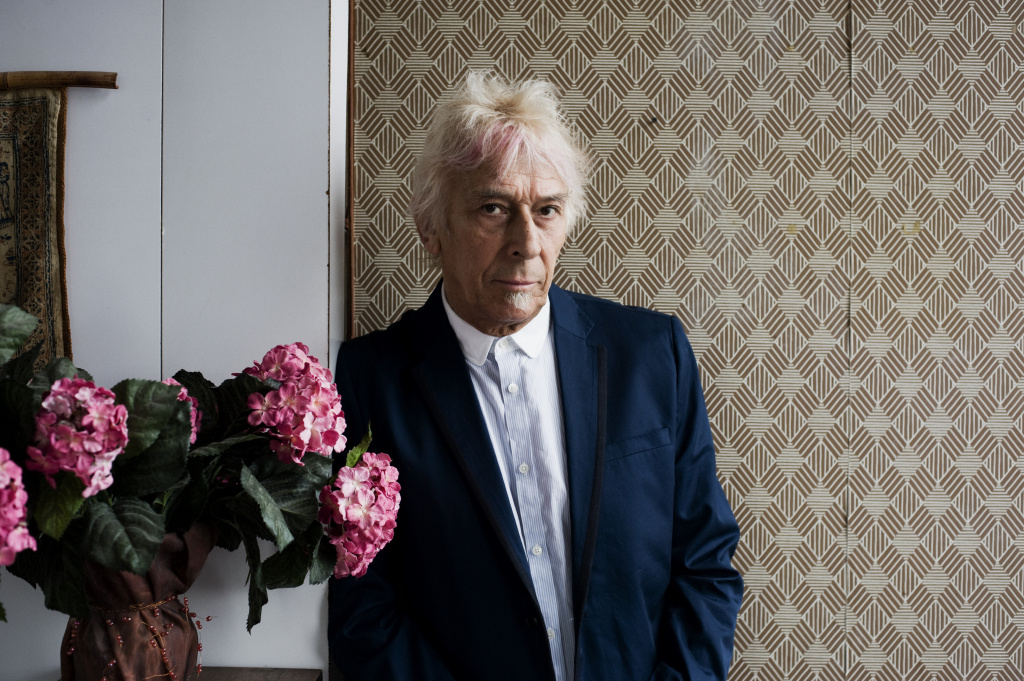 John Cale has released