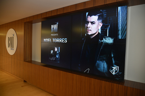 WEST HOLLYWOOD, CA - JULY 26:  BMI offices for Noel Torres' record release / listening party for
