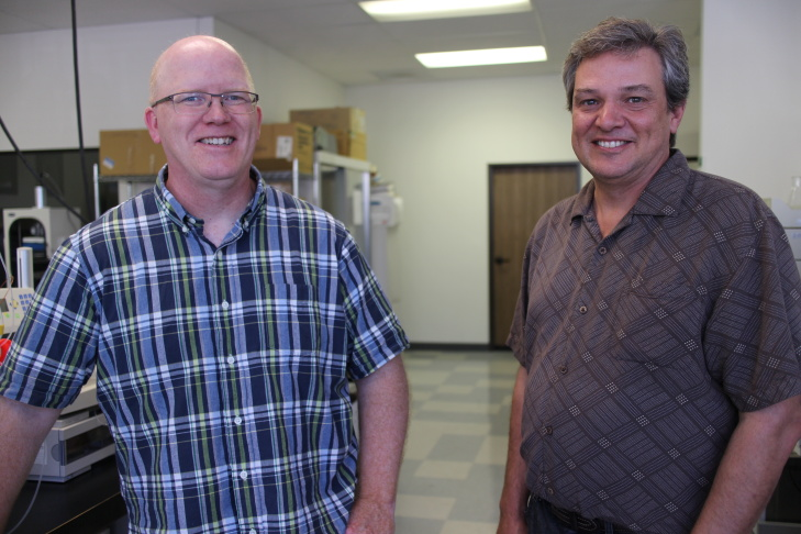 Steve Betz and Scott Struthers of Crinetics Pharmaceuticals
