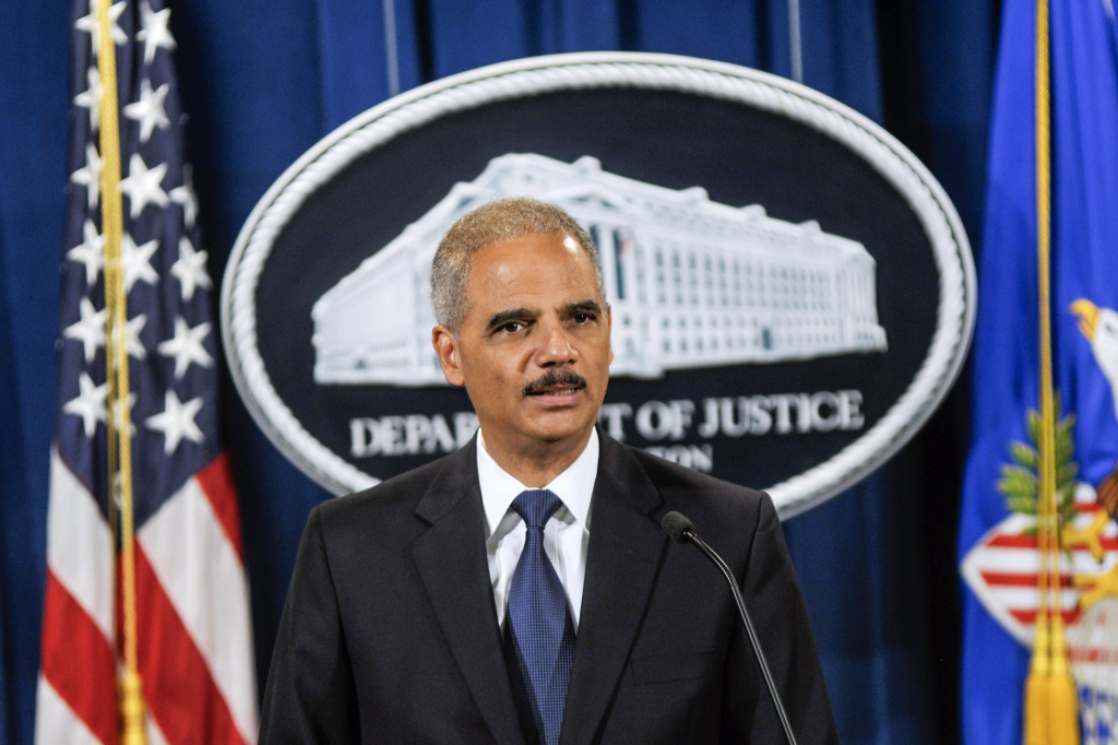 California Taps Eric Holder as Legal Counsel in Battles Against Trump