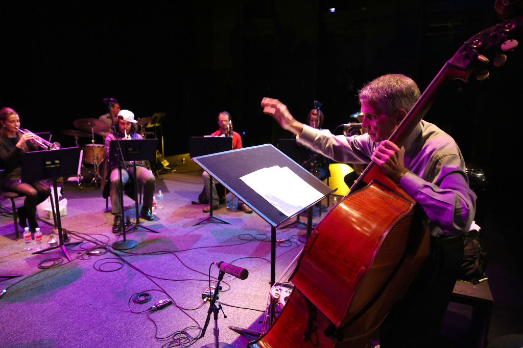 Charlie Haden concluded the emotional evening by telling his students:
