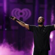 """With his latest album, """"More Life,"""" rapper Drake breaks Ed Sheeran's single-day album stream record."""