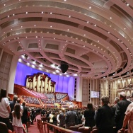 Mormon General Conference Begins In Salt Lake City