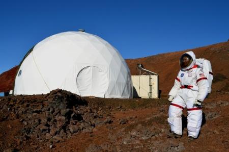 NASA/HI-SEAS simulation of life on Mars