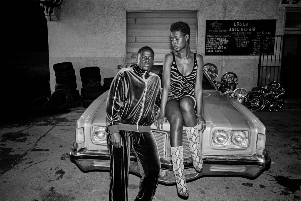 Daniel Kaluuya and Jodie Turner-Smith star in Queen & Slim, directed by Melina Matsoukas.
