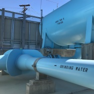 desalination pipe