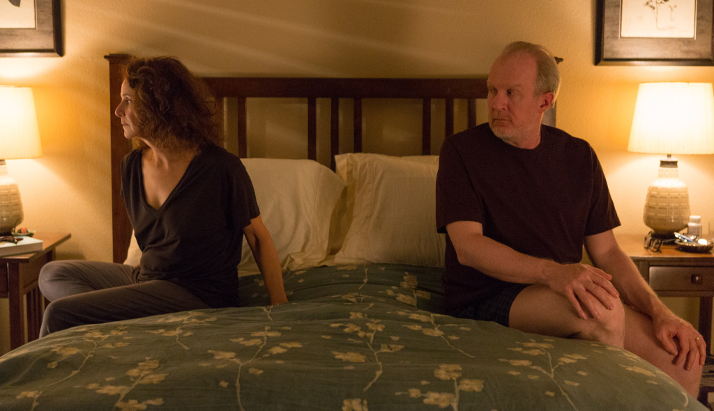 Debra Winger and Tracy Letts star in