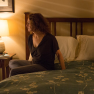 "Debra Winger and Tracy Letts star in ""The Lovers."""
