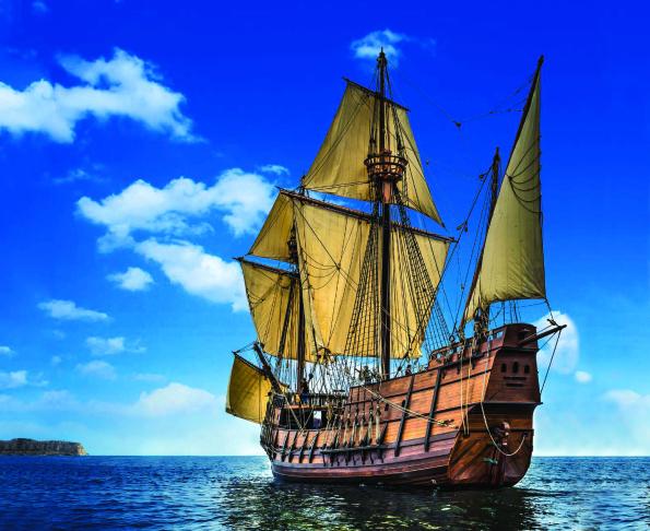 Los Angeles Maritime Museum - San Salvador Pacific Heritage Tour