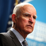 Gov. Jerry Brown Announces Emergency Drought Legislation