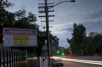Bryan Stow suspect billboard