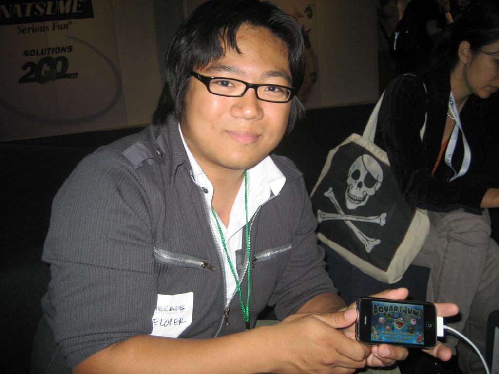 Al Yang created AquariYum as his thesis project at USC.