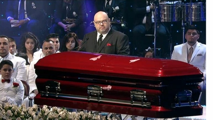 Video: Jenni Rivera memorial sold out at Gibson ...Jenni Rivera Funeral