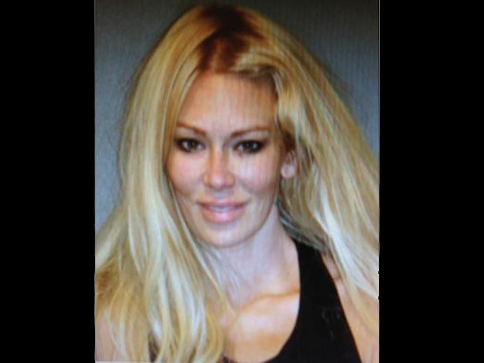 Jenna Jameson was arrested Friday May 25, 2012 for suspected DUI.