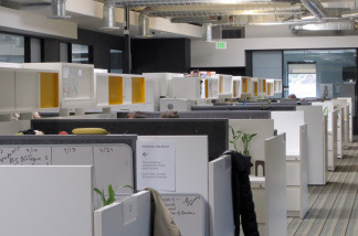 Could cubicles become a thing of the past?