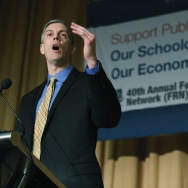 Arne Duncan Discusses Administration's Plan For Education Reform