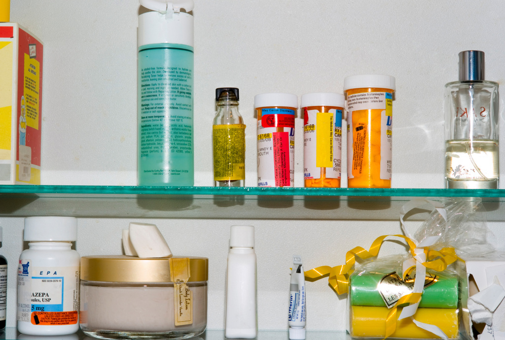 Heat and steam from your shower or shave can rob medicine of its potency long before the drug's expiration date.
