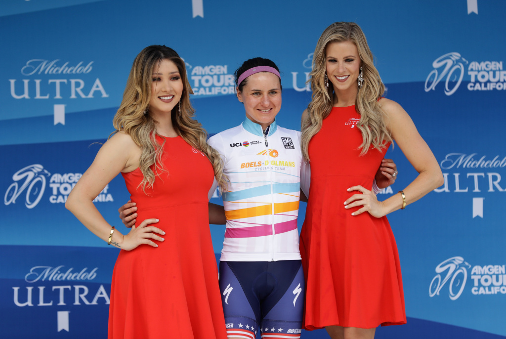 The Amgen Tour of California is doing away with the so-called