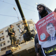 EGYPT-POLITICS-CONSTITUTION-UNREST-ARMY